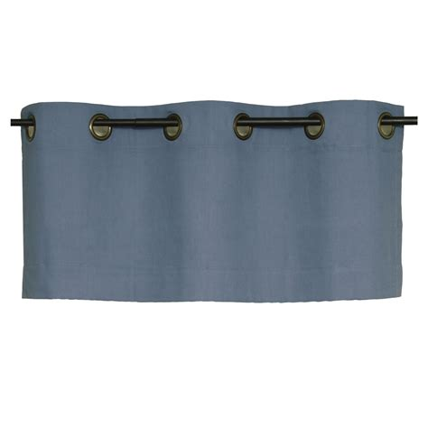 Grommet Valance by Weathermate Insulated Grommet Top Valances Thermal
