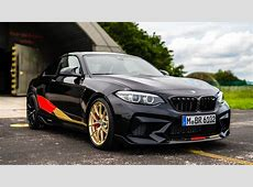 BMW M2 Competition M Performance Accessories 2018 4K 2