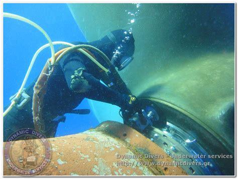 abs bureau of shipping welding cutting dynamic divers