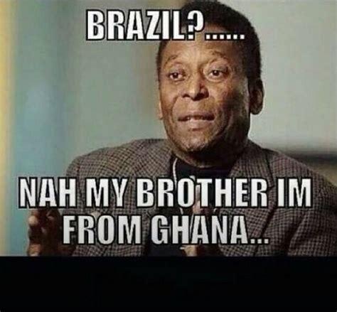 Brazil Meme - pele brazil memes