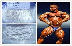 Winstrol Stanozolol Bodybuilding Program