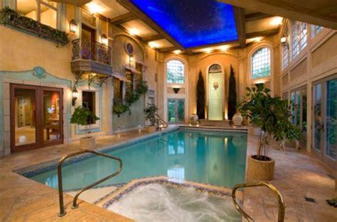 Indoor Pool : Beautiful, Stunning Indoor Pools