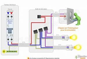Montage Prise Electrique : plan electrique interrupteur grand hotel terminus ~ Melissatoandfro.com Idées de Décoration