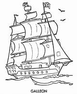 Coloring Sailing Ships Ship Pages Cartoon Designlooter Pirate Drawings Younger Fun These sketch template