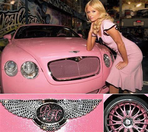 pink bentley 2012 pink bentley continental gt paris hilton