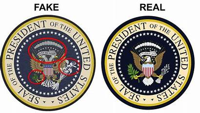 Eagle Seal Presidential Trump Artnet Donald Bald
