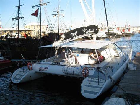 Catamaran Cape Town Tours by Tigresse Catamaran Cape Town Central South Africa Top