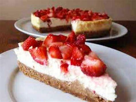 cuisine facile originale tarte aux fraises et spéculoos la recette