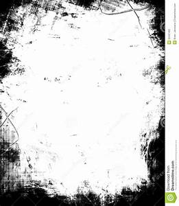 Cadre Noir Et Blanc : cadre noir et blanc illustration stock illustration du afflig 35497402 ~ Teatrodelosmanantiales.com Idées de Décoration