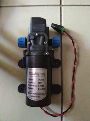Alat Cuci Motor Watt Rendah jual pompa air dc 12v 80watt cuci mobil motor ac tekanan