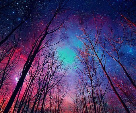 Galaxy Infinity Wallpaper
