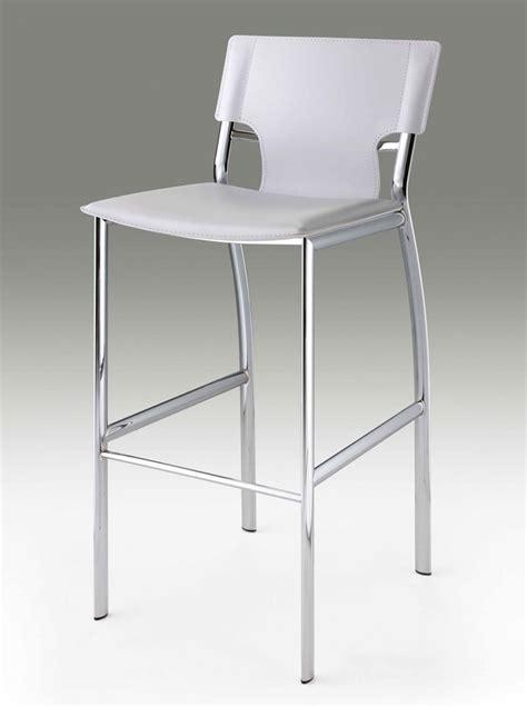 white leather bar stool cr121 bar stools