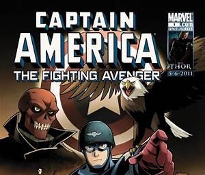 Captain America: The Fighting Avenger (2010) #1 | Comics ...