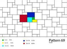 Versailles Tile Pattern Percentages by Bathroom Tile Design Patterns Tile Patterns Floor Tile