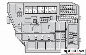 Toyota Corolla X Fuse Box Diagrams  U0026 Schemes