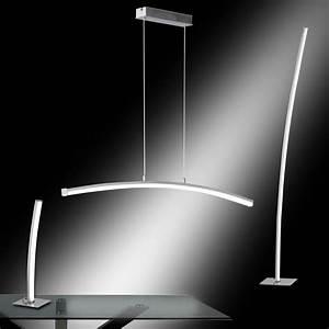 Wofi Led Leuchten : led leuchten wofi napa pendelleuchte tischleuchte stehleuchte design modern ebay ~ Frokenaadalensverden.com Haus und Dekorationen