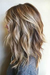 20 Photo Of Medium Long Hairstyles With Layers
