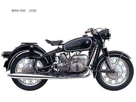 bmw vintage motorcycle bmw r50 1955 jpg 1 024 768 pixels motorcycles