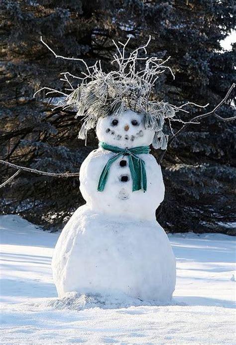 bonhomme de neige original je fouine tu fouines il
