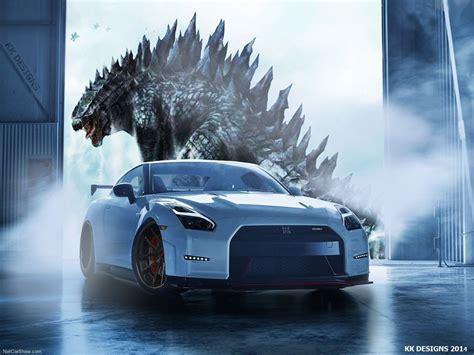 Godzilla Gtr R35 Wallpaper Hd by Pin By Infinityman On Godzilla Mode Nissan Gtr R35