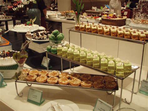 cuisine dessert buffet cuisine unplugged at pullman king