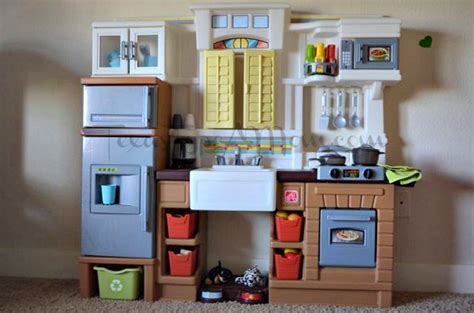 toys r us step 2 kitchen step2 creative cooks kitchen review and giveaway