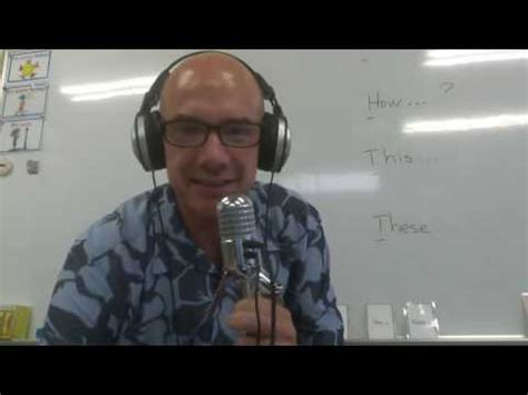 Mark Kulek Live Stream  4  Making Sentences  Grammar Awareness  English For Communication