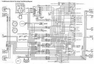 Dodge D100 Wiring Diagram 40785 Aivecchisaporilanciano It