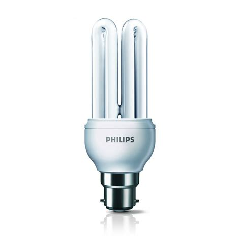 philips genie 11w compact fluorescent energy saving light