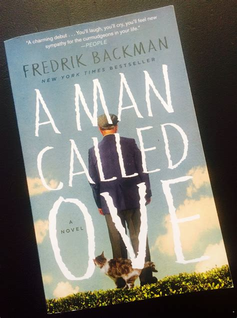 Book Review Of A Man Called Ove A Novel  Positively Stacey