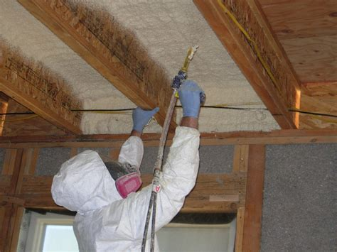 Insulating A Vaulted Ceiling Ideas Anyone by Spray Foam Insulation A Option For Flat Roofs And