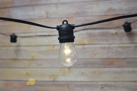 commercial outdoor led string lights 10 socket outdoor commercial string light set