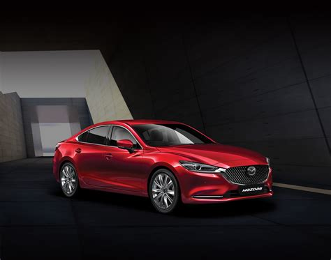 Mazda 6 Image by The New Mazda6 Malaysia