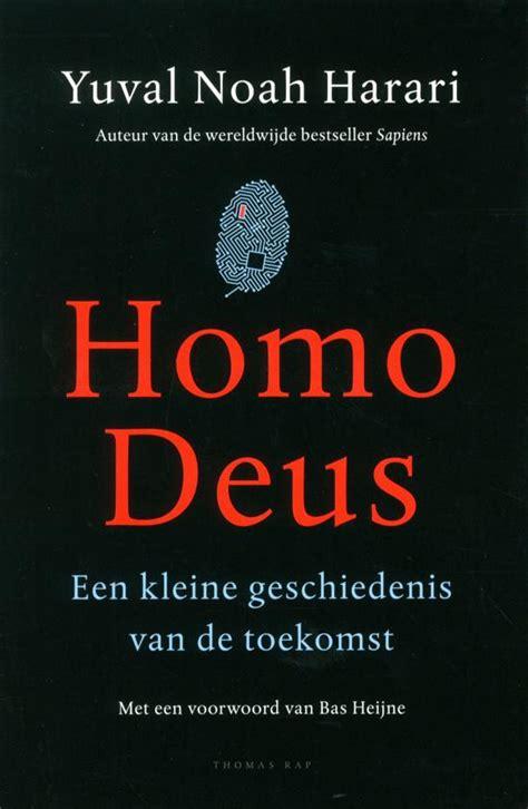 Homo Deus [nederlandstalig], Yuval Noah Harari  €1834 Op