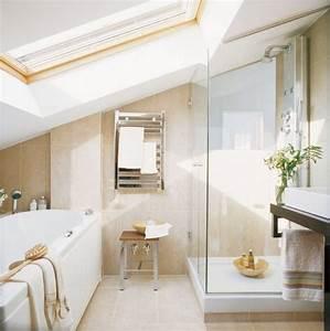 Paroi Salle De Bain : 20 salles de bains modernes avec parois de douche en verre ~ Premium-room.com Idées de Décoration
