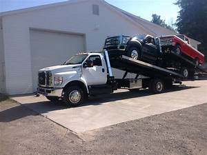 2016 Ford F 650 Truck For Sale