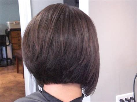 Photo Gallery Of Inverted Bob Haircut Back View (viewing 5