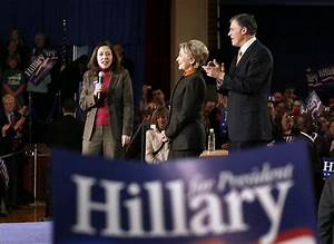 Hillary Clinton Campaigns In Washington State - Zimbio