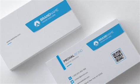 professional business card templates pages psd