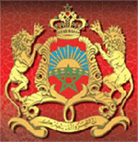 Le Drapeau National Du Royaume Du Maroc
