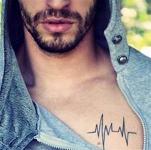 37 Inspirational Chest Tattoos for Men Tattoos Beautiful