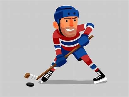 Hockey Canada App Cadbury Dribbble Animation Birmingham