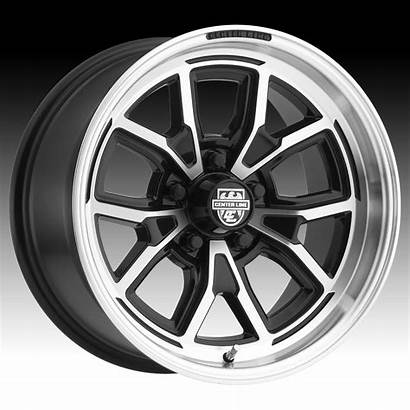 Centerline Wheels Rims Line Center Custom Machined