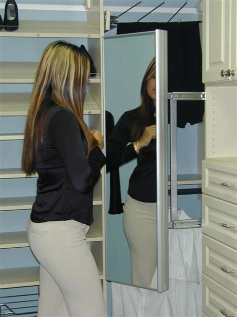 pull  mirror closet houston  spaceman home office