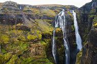 Iceland Waterfall Hike