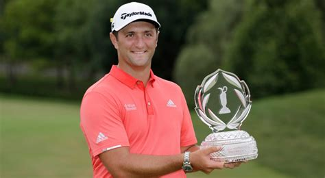 He was the world number 1 in the official world golf ranking, having first achieved that rank after winning the memorial tournament in july. Jon Rahm earns spot atop player rankings with Memorial victory - Sportsnet.ca