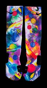 "Custom Nike Elite Socks - Thesockgame.com — ""Space Jam ..."