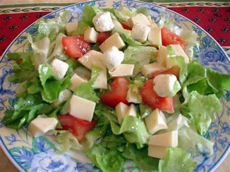 salade de pates au boursin recette de salade compos 233 e au boursin ail et fines herbes