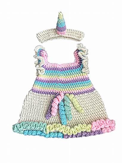 Unicorn Crochet Patterns Headband Knit Magical Children