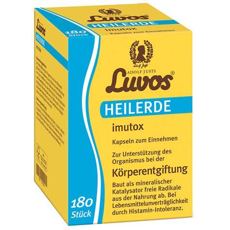 luvos heilerde imutox kapseln shop apothekecom